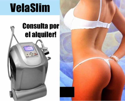 Alquiler De Vela Slim Y Body Up