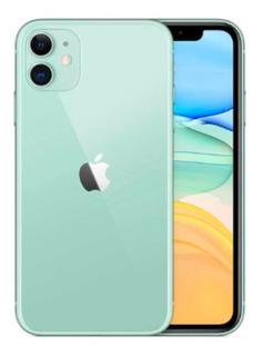 iPhone 11, 128gb, Green, Nuevo