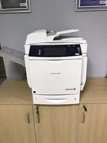 Impressora Multifuncional Laser Colorida Xerox 6400 Seminova