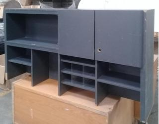 Repisa Tipo Gabinete 150x93x29