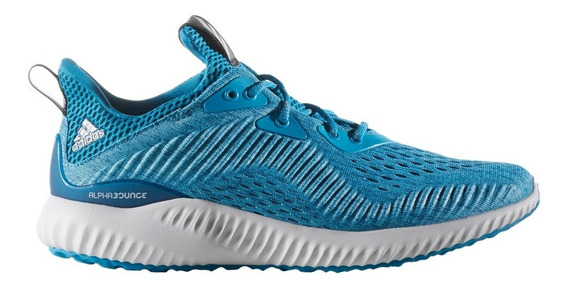 Tenis Atleticos Running Alpha Bounce Mujer adidas Bw1120
