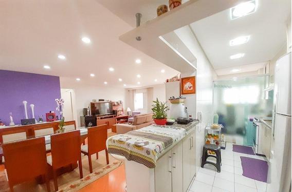 Linda Apartamento No Centro De Alphaville