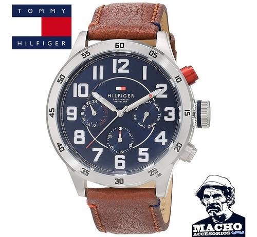 Reloj Tommy Hilfiger Trent 1791066 En Stock Original En Caja