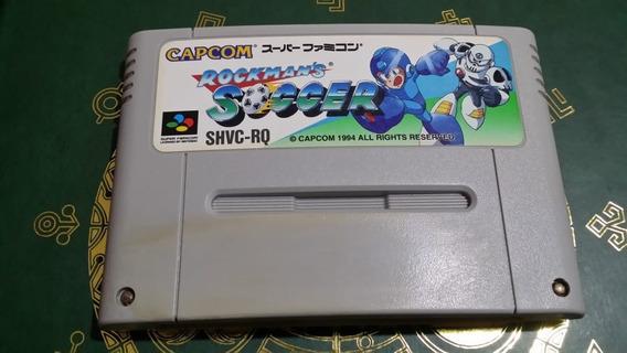 Megaman / Rockman Soccer (jp)