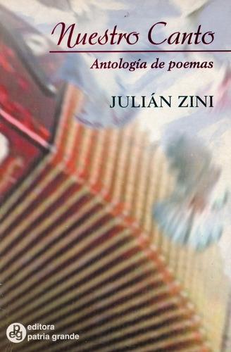 Imagen 1 de 1 de Nuestro Canto: Antología De Poemas