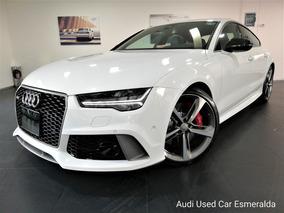 Audi Serie Rs 4.0 7 Performance Tfsi Tiptronic At
