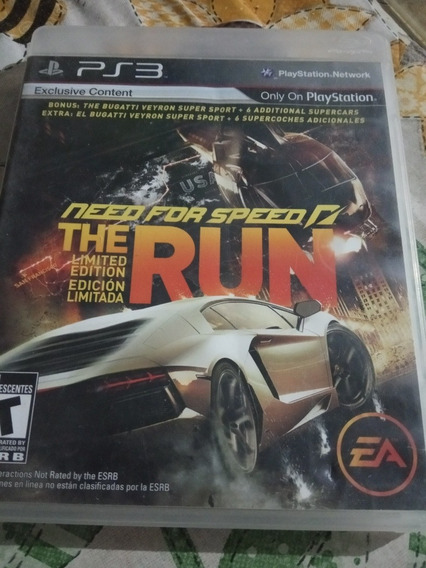 Need For Speed The Rum Ps3
