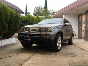 Bmw X5 4.4 Ia Top Line At 2004