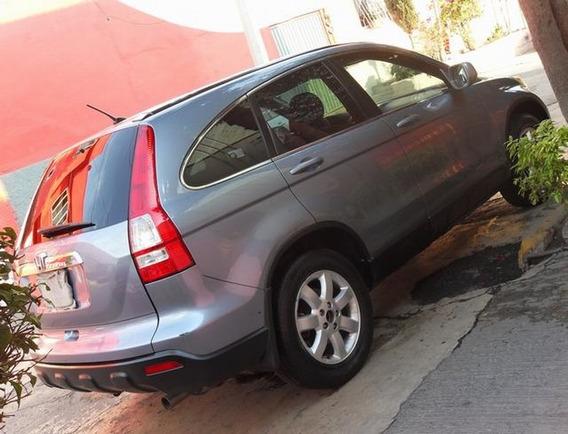 Honda Crv Exl 4x4 2009 Factura De Agencia Piel Y Quemacocos