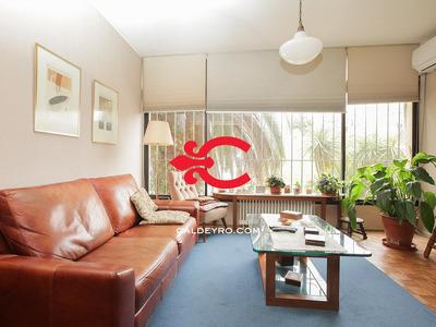 Clásico Apartamento En Parque Rodó. Ref: 4627
