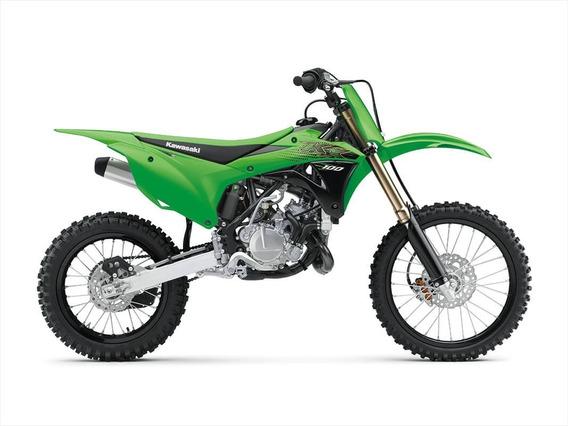 Moto Kawasaki Kx 100