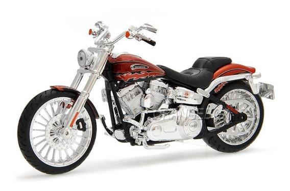 Harley Davidson Cvo Breakout 2014 1/12 Maisto