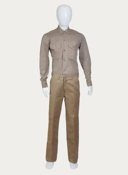 Pantalón Y Camisa Cargo