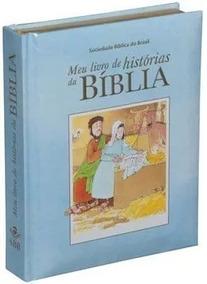 Bíblia Meu Livro De Histórias Da Bíblia