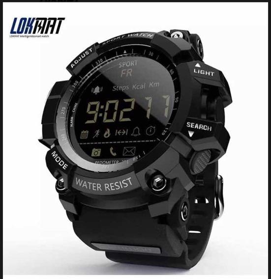 Relógio Smartwach Multifunções Smartwatch Militar G-shock