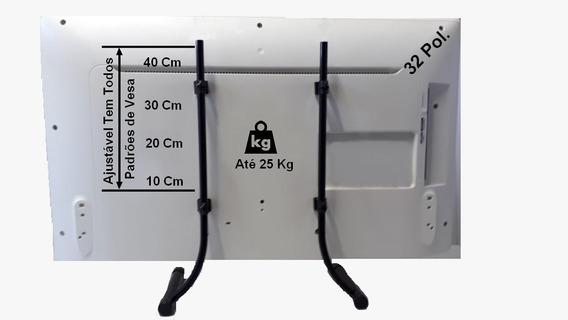 Base (pé) Para Tvs De 32 Polegadas Qualquer Marca E Modelo.