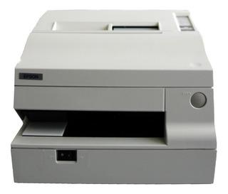 Tickeadora Comandera Epson Tm-u 950 Como Nueva