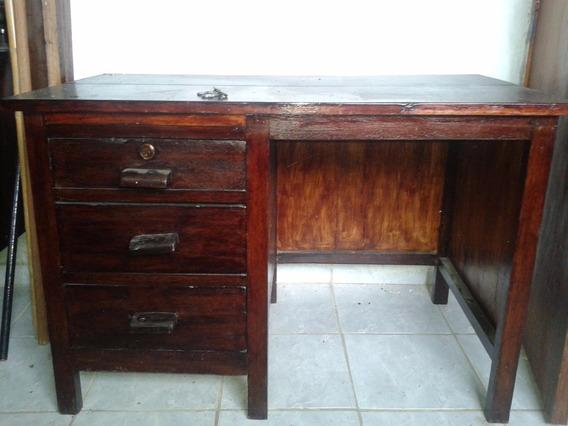 Escrivaninha Ou Birô Estilo Rústico, Antigo, Colonial