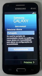 Samsung Galaxy Core Duos Plus G3502t Semi Novo - Ótimo