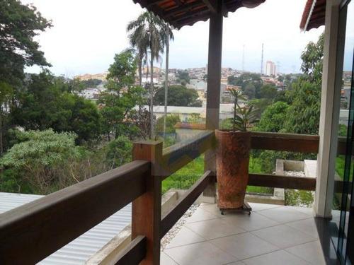 Casa Residencial À Venda, Terra Preta, Mairiporã - Ca0920. - Ca0920