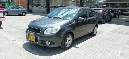 Chevrolet Aveo Emotion Aveo Emotion 5p