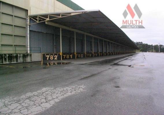 Galpão Industrial Para Locação, Polvilho, Cajamar. - Ga0025