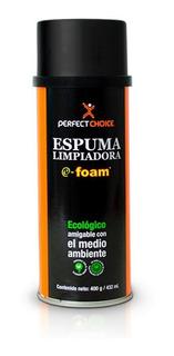 Espuma Limpiadora Perfect Choice Plastico Pantalla Pc-030089