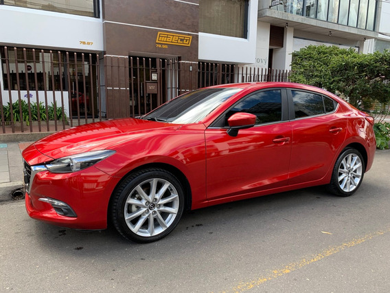 Mazda 3 Grand Tournig 2019