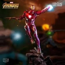 Iron Man Mark L -iron Studios - Avengers: Infinity War - Bd