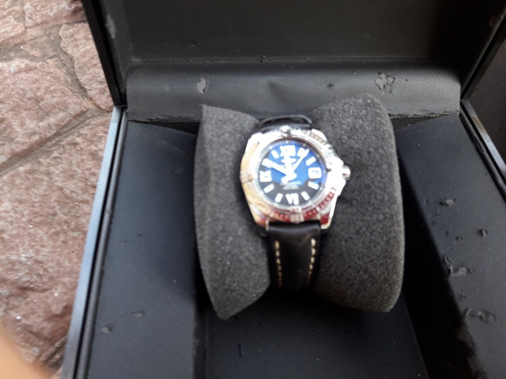 Relógio Breitling Chronometre Officiellement Certifie Usado