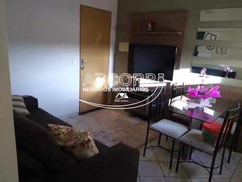 Ótimo Apartamento No Condomínio Colina Verde (código Ap00363) - Ap00363 - 69545645