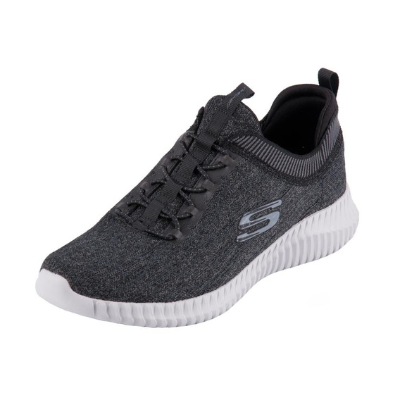 Tênis Skechers Elite Flex Black/gray