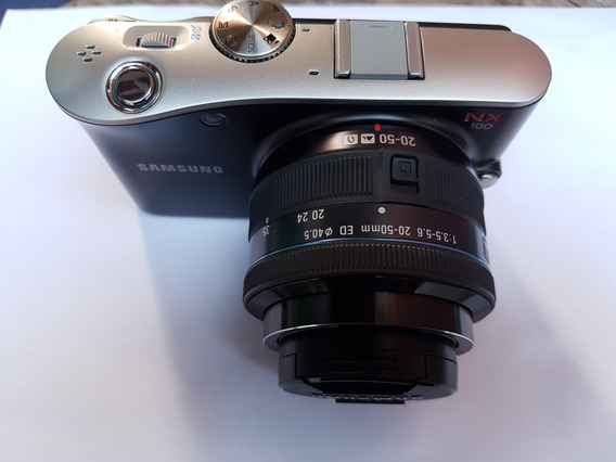 Camera Nx100 Samsung