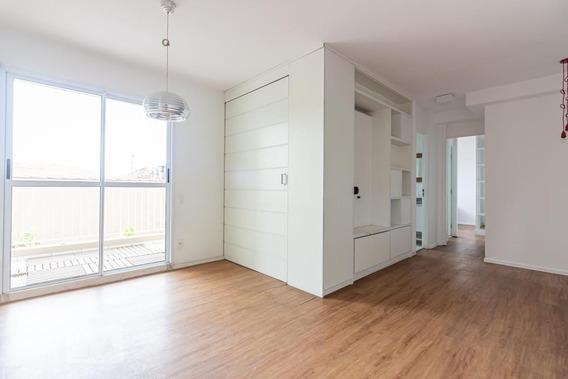 Apartamento No 2º Andar Com 1 Dormitório E 1 Garagem - Id: 892989166 - 289166