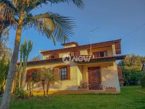 Imagem 1 de 11 de Casa Com 4 Dormitórios À Venda, 190 M² Por R$ 590.000  - Portão/rs - Ca3500
