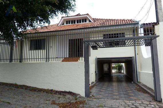 Casa Para Alugar, 375 M² Por R$ 5.500/mês - Hugo Lange - Curitiba/pr - Ca0031