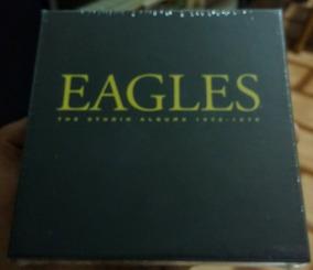 Eagles - Studio Albums Box 1972-1979 / 6 Cds Oferta