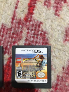 Indiana Jones Nintendo Ds