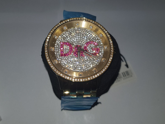 Relógio Dolce & Gabbana Dw0377 Original