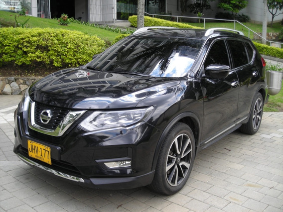 Nissan Xtrail T32 Exclusive 2018 Secuencial