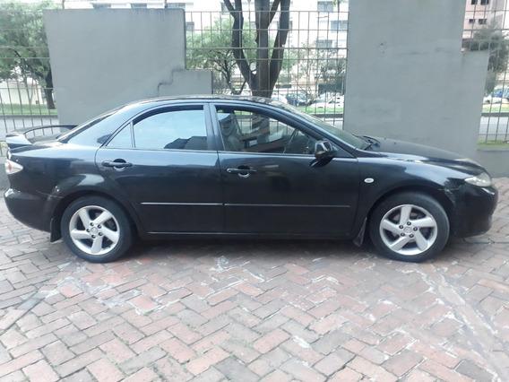 Mazda 6 2004 Automático Full Equipo Rines De Lujo