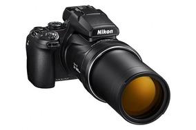 Câmera Nikon Coolpix P1000 125x Wifi Preta +brinde
