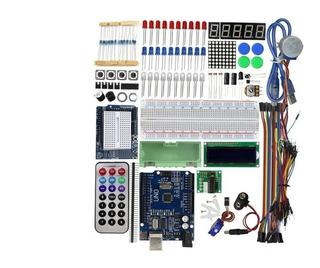 Starter Rfid Uno R3 Upgrade Kit Robotica Principiantes Nuevo