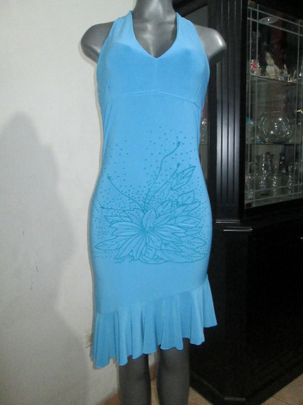 Vestido Corto Fiesta Talla U