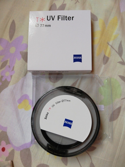 Filtro Zeiss Uv Filter 77mm
