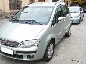 Fiat Idea 1.8 Hlx Dynamic Impecable