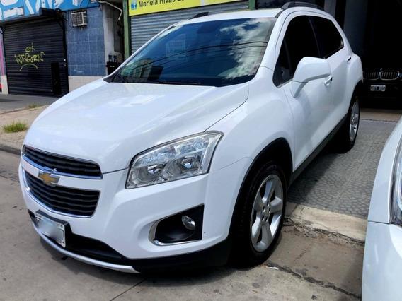 Chevrolet Tracker 1.8 Ltz + Awd At 140cv 4x4 2016