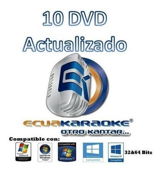 Karaoke 7900 Canciones 11 Dvd (portable)