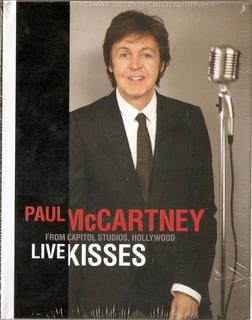 Bluray Paul Mccartney - Live Kisses - Lacrado