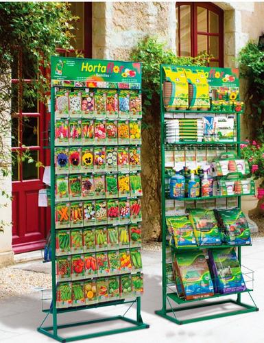Pack De 50 Sobres De Semillas Hortaflor Rancho Los Molinos